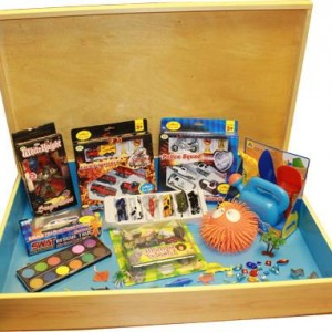 play therapy starter kit sand tray